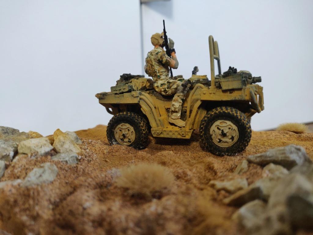 ATV (All Terrain Vehicule) forces spéciales [Yufan 1/35] - Page 3 Quad_211