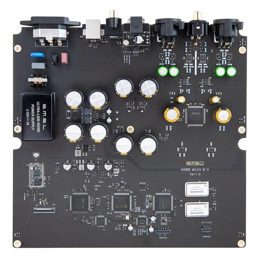 SMSL M400 + SP400 Stack 11230410
