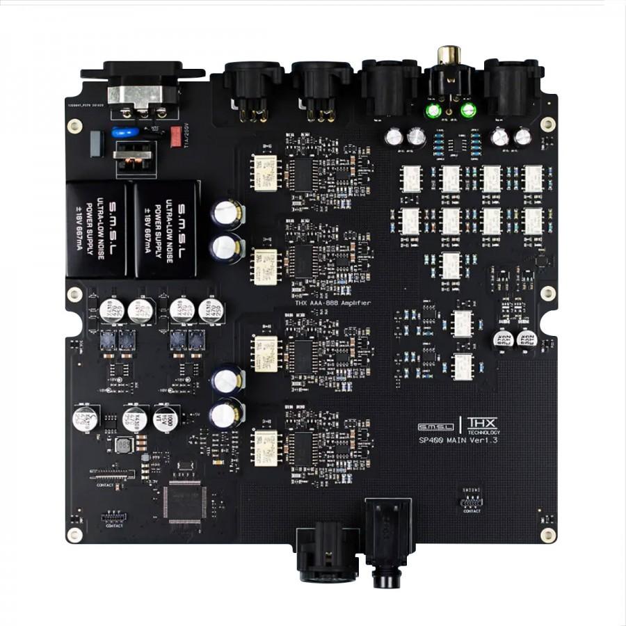 SMSL M400 + SP400 Stack Smsl-s10