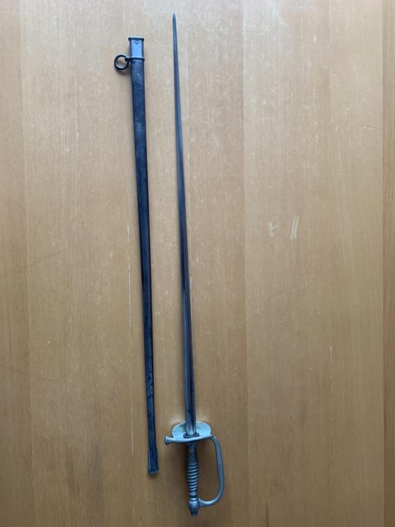 Identification sabre  F54d0110