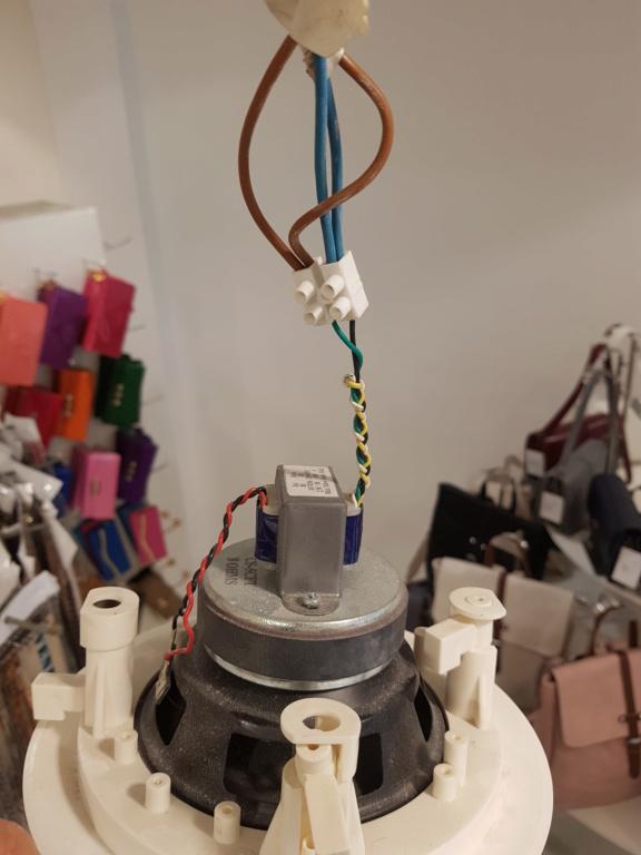 Impianto audio negozio 20210614