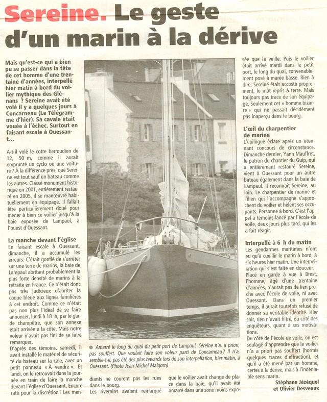 LE PORT DE CONCARNEAU - Volume 002 - Page 18 0611