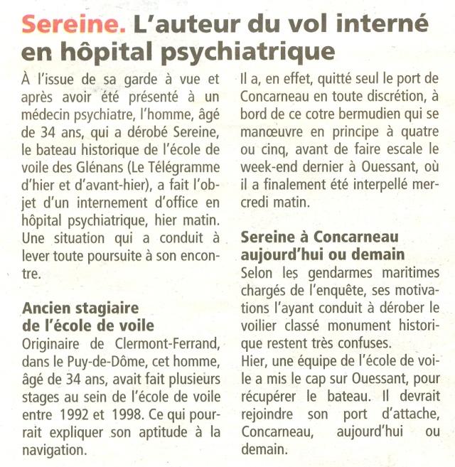 LE PORT DE CONCARNEAU - Volume 002 - Page 18 Numeri15