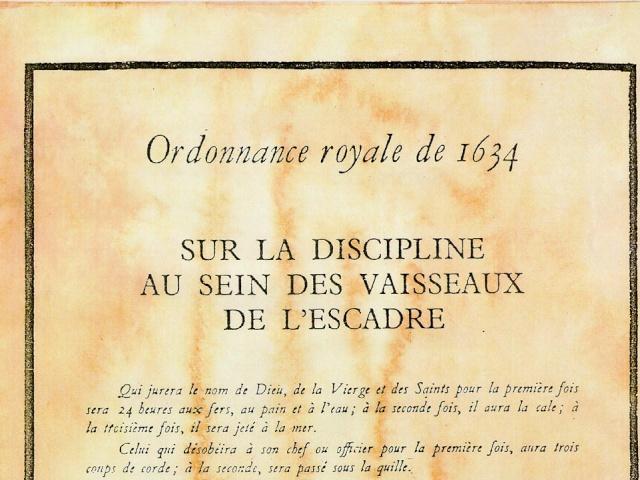 Ordonnance royale de 1634 Ordonn10