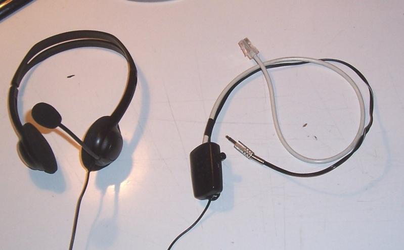 Micro-casque pour IC 706 100_3313