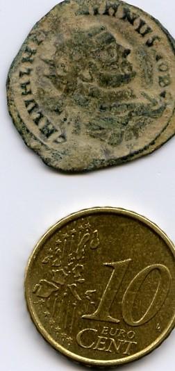 moneda romana ¿? Romana10
