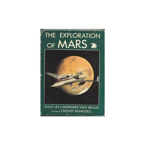 "Livre : ""The exploration of Mars"" 419tx410"