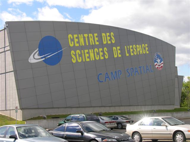 Cosmodôme de Montreal Dscn5611