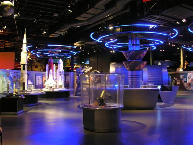 Cosmodôme de Montreal Dscn5710