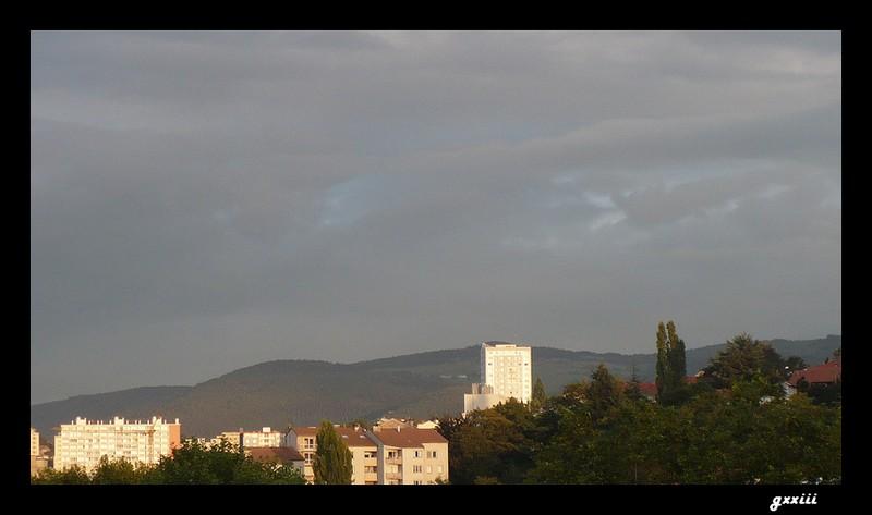 Le temps à Saint-Etienne au jour le jour (bis) 24090724