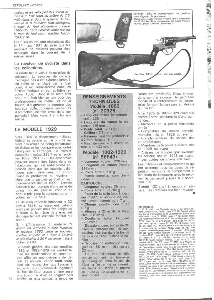 Le revolver suisse 1882-1929 1882-510