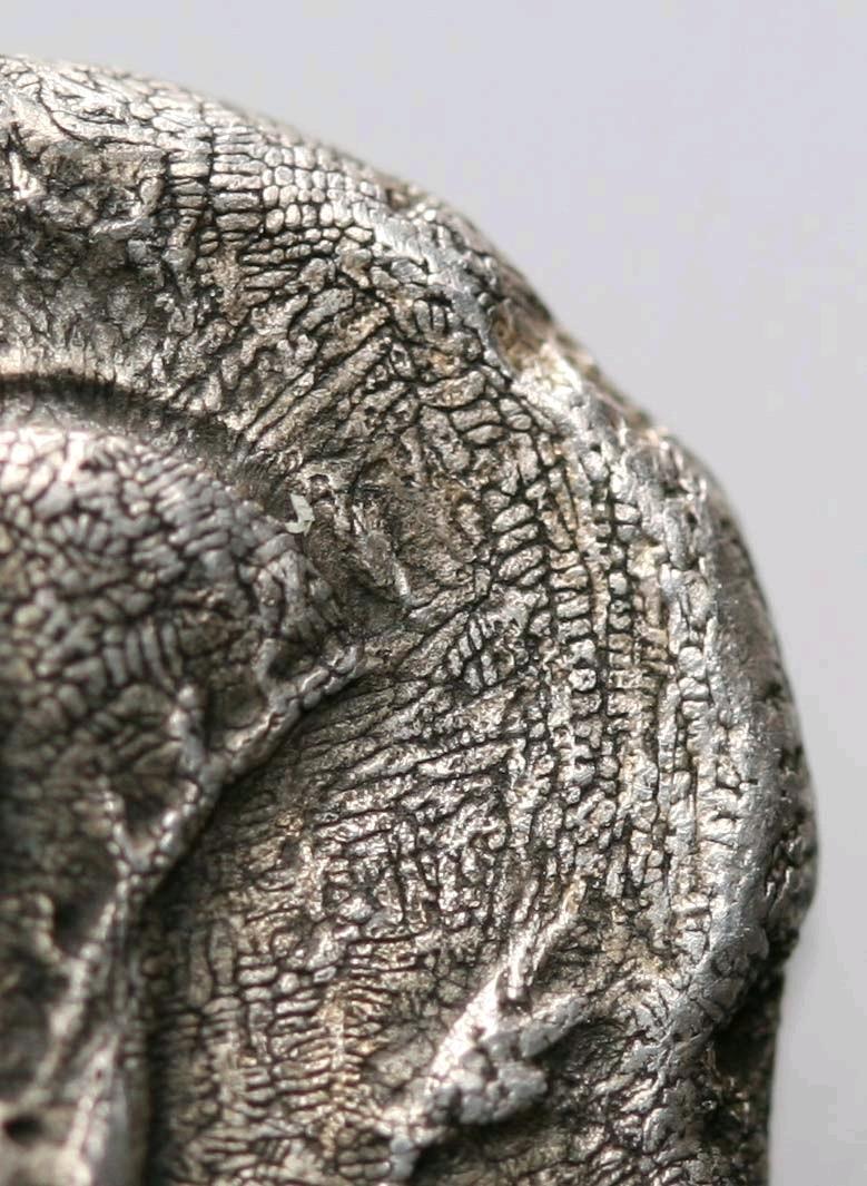 Signes d'authenticité : Monnaies d'argent Dodos_11