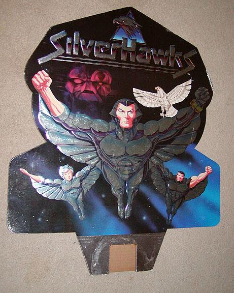 SILVERHAWKS (Kenner) 1986 Silver10