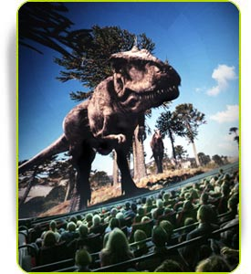Dinosaures (Omnimax) - (2008-2009) - Page 2 Visite13