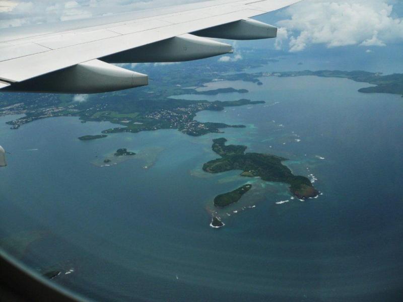 Voyage en Martinique de Bernadette.  Vancan31