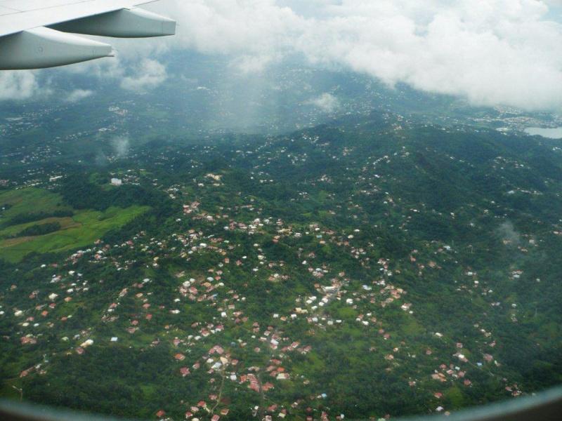 Voyage en Martinique de Bernadette.  Vancan34