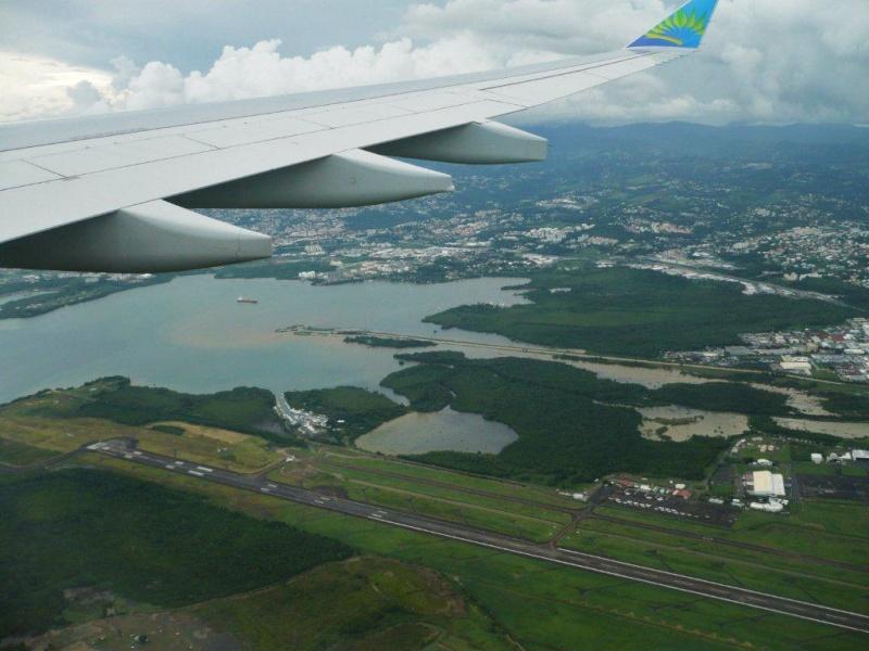 Voyage en Martinique de Bernadette.  Vancan37