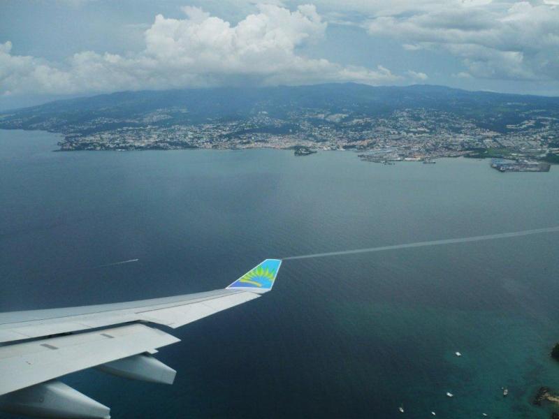Voyage en Martinique de Bernadette.  Vancan40
