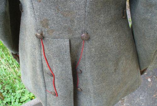 Copie feldrock bavaroise made in moscou! Col310