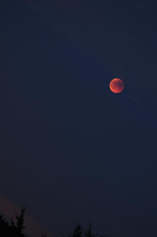 15 juin 2011 , éclipse totale de lune Nik_9912
