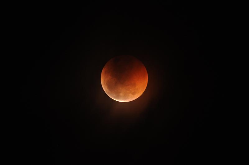15 juin 2011 , éclipse totale de lune Nik_9914