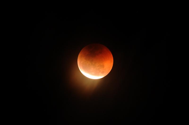 15 juin 2011 , éclipse totale de lune Nik_9915