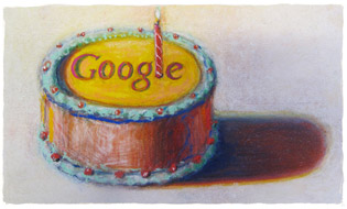 Google vous dit bonjour Googbd11