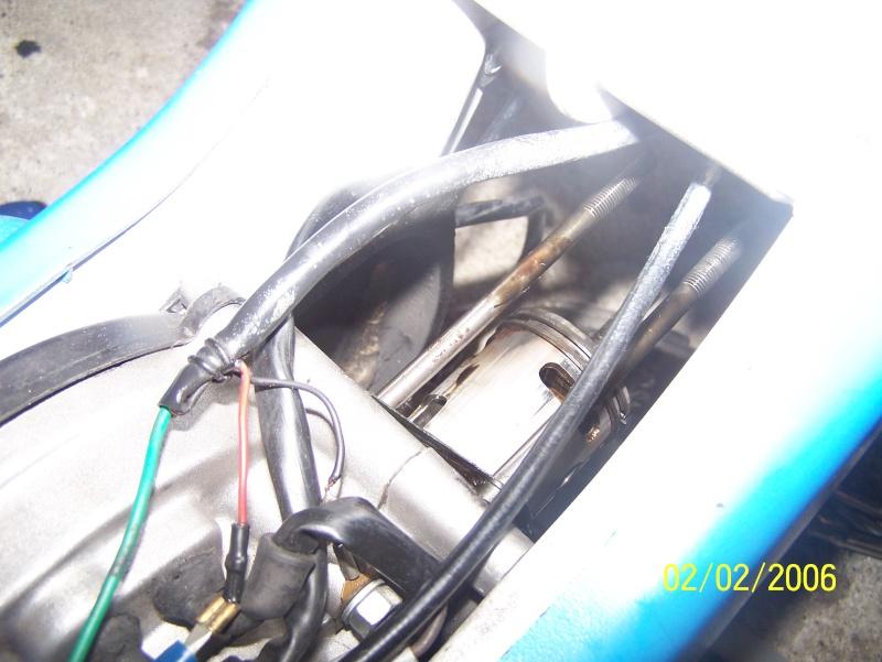 (Projet cadre) + moteur FULL MALOSSI , Réfection moteur 100_7016