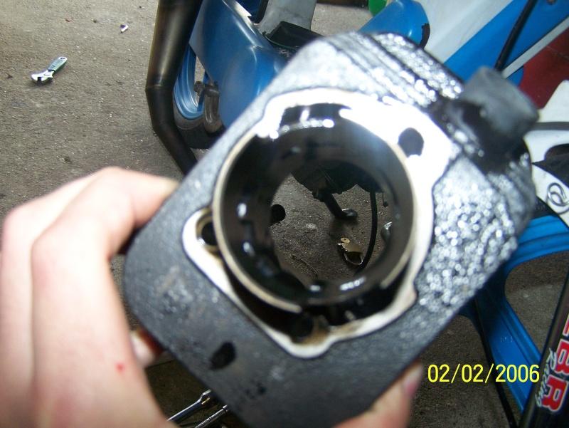 (Projet cadre) + moteur FULL MALOSSI , Réfection moteur 100_7017