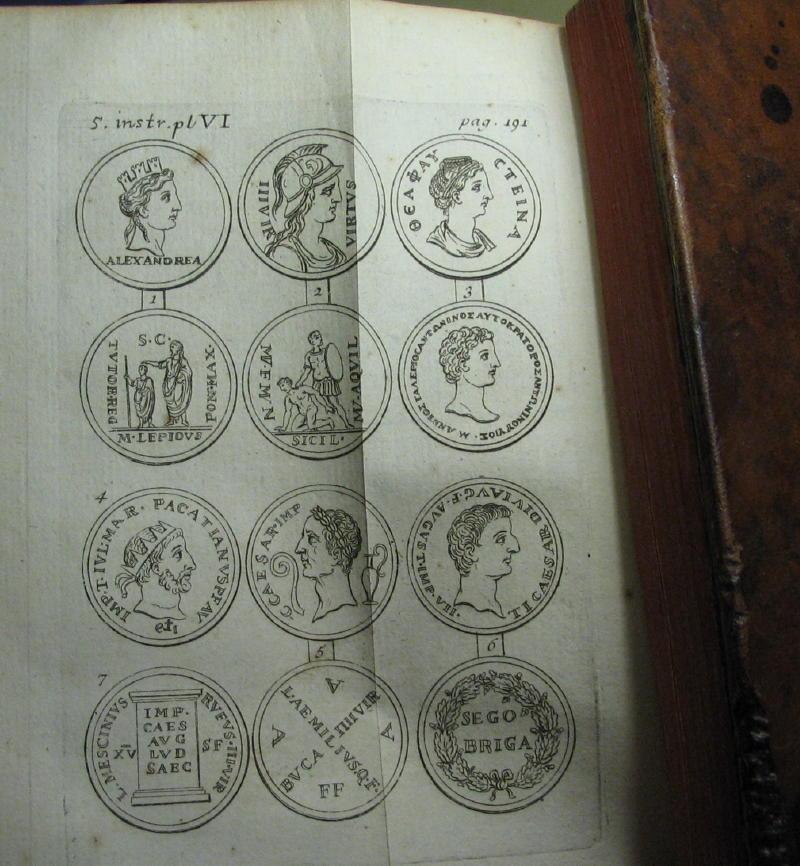 La science des médailles, nouvelle édition - 1739 00314