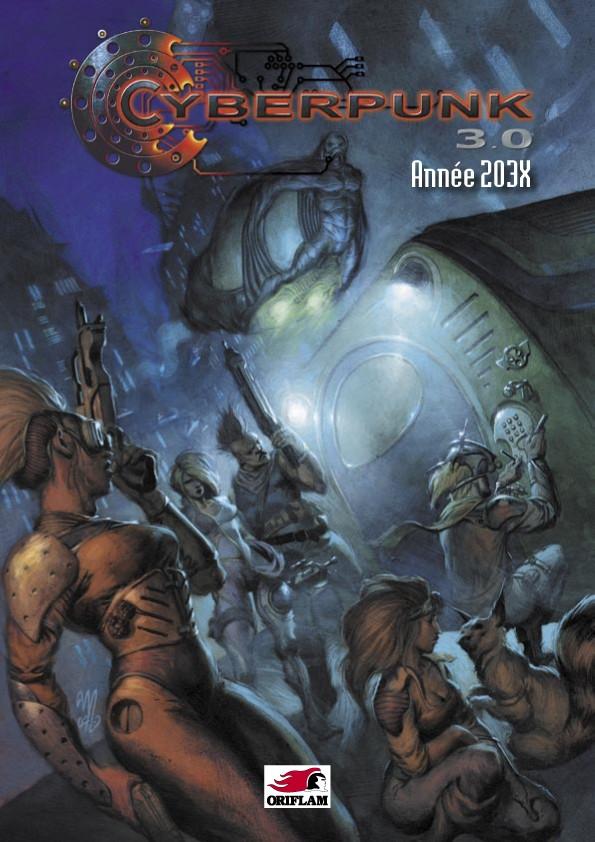[JEU DE ROLE] Cyberpunk 203X la nouvelle édition française Cyberp10