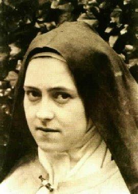 Joyeuse fête de Sainte-Thérèse de l'Enfant-Jésus!! Sainte14