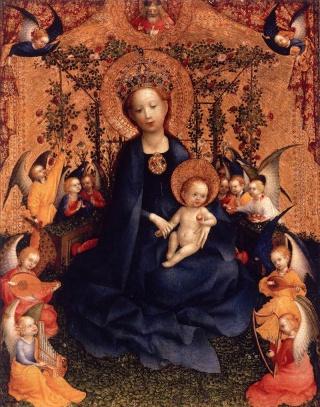 Neuvaine pour la fête de la Nativité de la Vierge* Vierge12