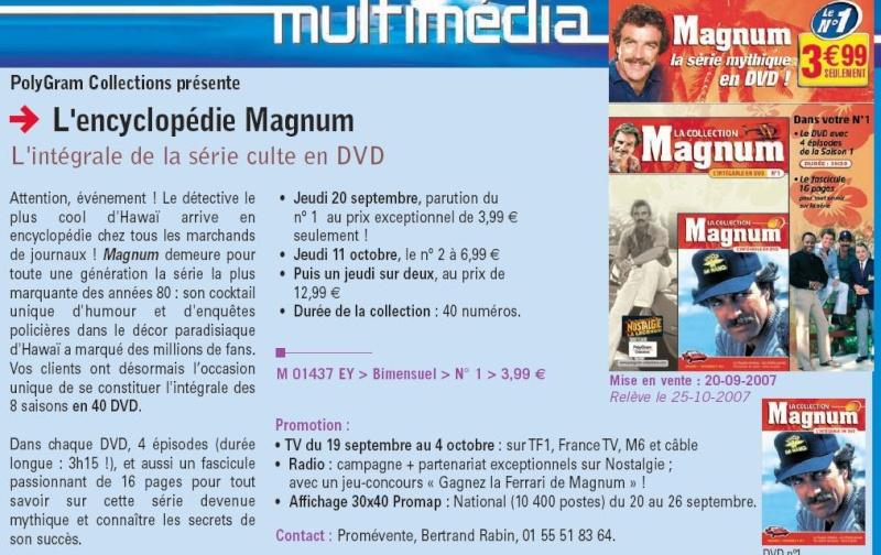 """Série """"Magnum"""" Magnum10"""