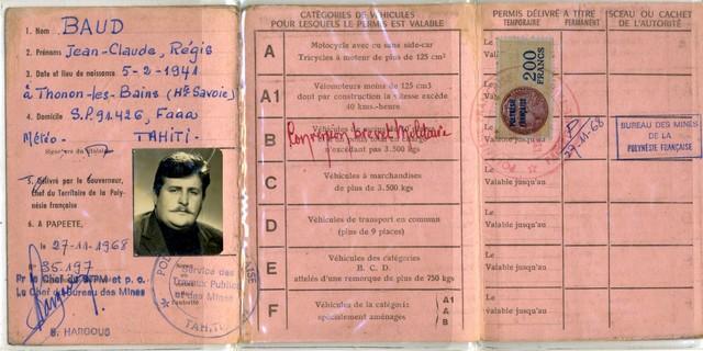 [Papeete] Le permis de conduire à Papeete durant nos campagnes - Page 2 Permis10