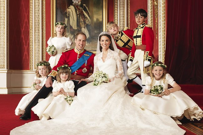 PRINCE WILLIAM  & CATHERINE  MIDDLETON 61879210