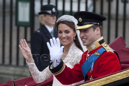 PRINCE WILLIAM  & CATHERINE  MIDDLETON Newsco14