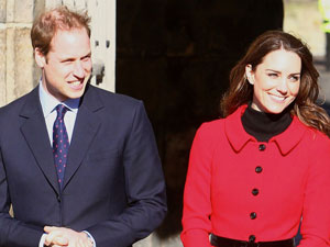 PRINCE WILLIAM  & CATHERINE  MIDDLETON Showbi10