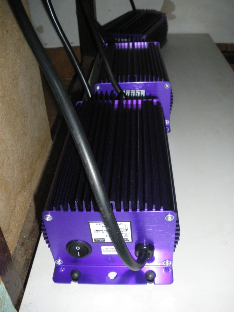 Question: Ballast HQI Electronique Lumatek 400 watts 15octo11
