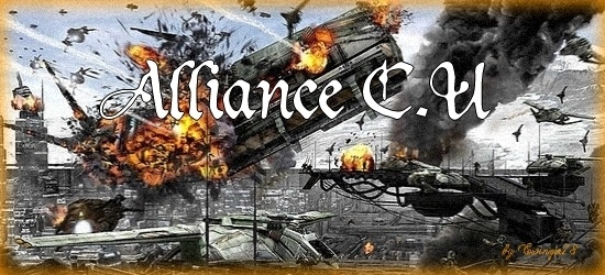 Forum de l'Alliance Conquest Universe