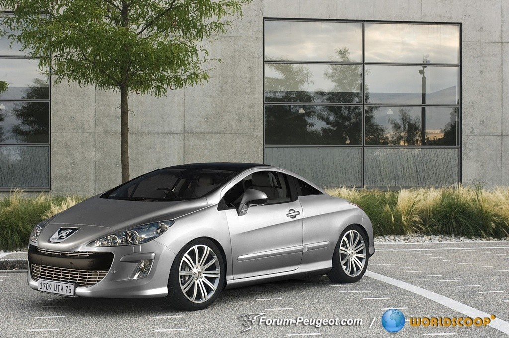 2009 - [Peugeot] RCZ Peugeo13
