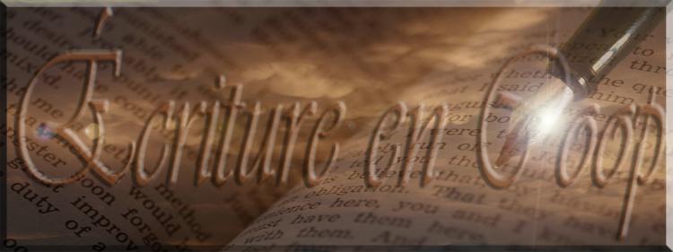 Écriture en coop