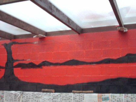 la fresque Hpim4413