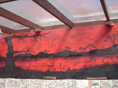la fresque Hpim4414