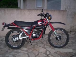 DTMX 125cc Membres / Mod. 1986 Photo_10