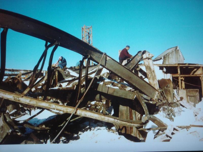 Souvenirs de tempêtes, avalanches et incendies divers 7310