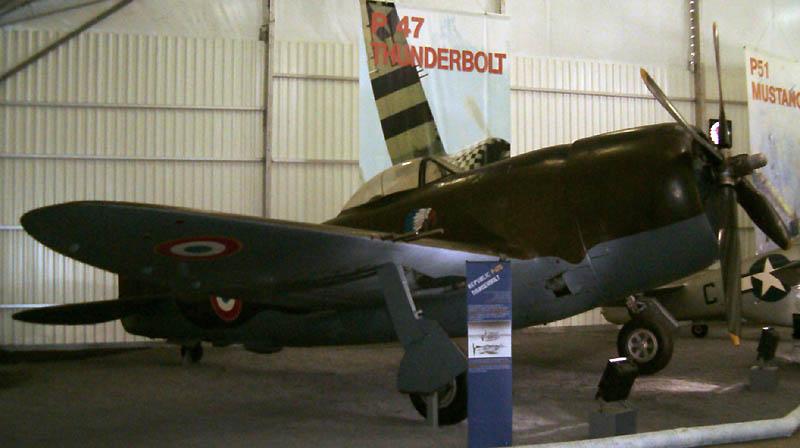 Musée de L'Air et de l'Espace - Le Bourget - Hall 1939/45 Th0010