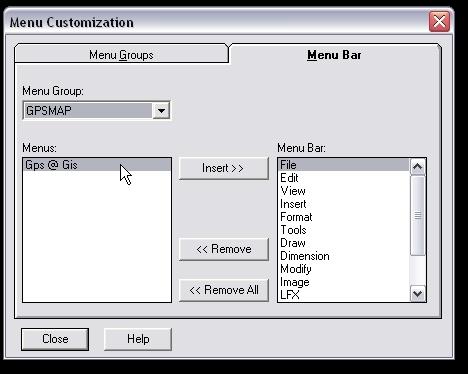 โปรแกรมเสริม(GPS>CAD THAI) Scr02010