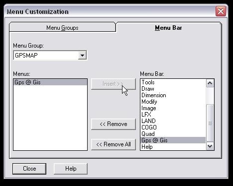 โปรแกรมเสริม(GPS>CAD THAI) Scr02110
