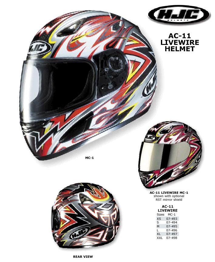 Le casque Kawasaki Ninja Ac-11_10